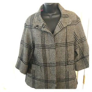 Tulle blazer/ jacket